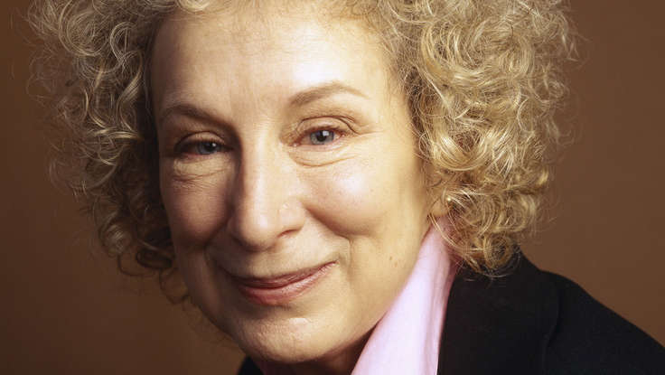 "Margaret Atwood: ""Technology Mascot For The Literary World"""